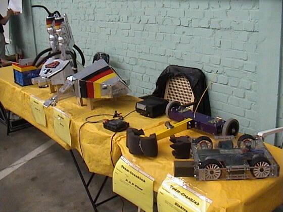 Mad Metal Machines 1 / Hattingen (2004)