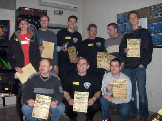 Mad Metal Machines 2 / Hattingen (2005)