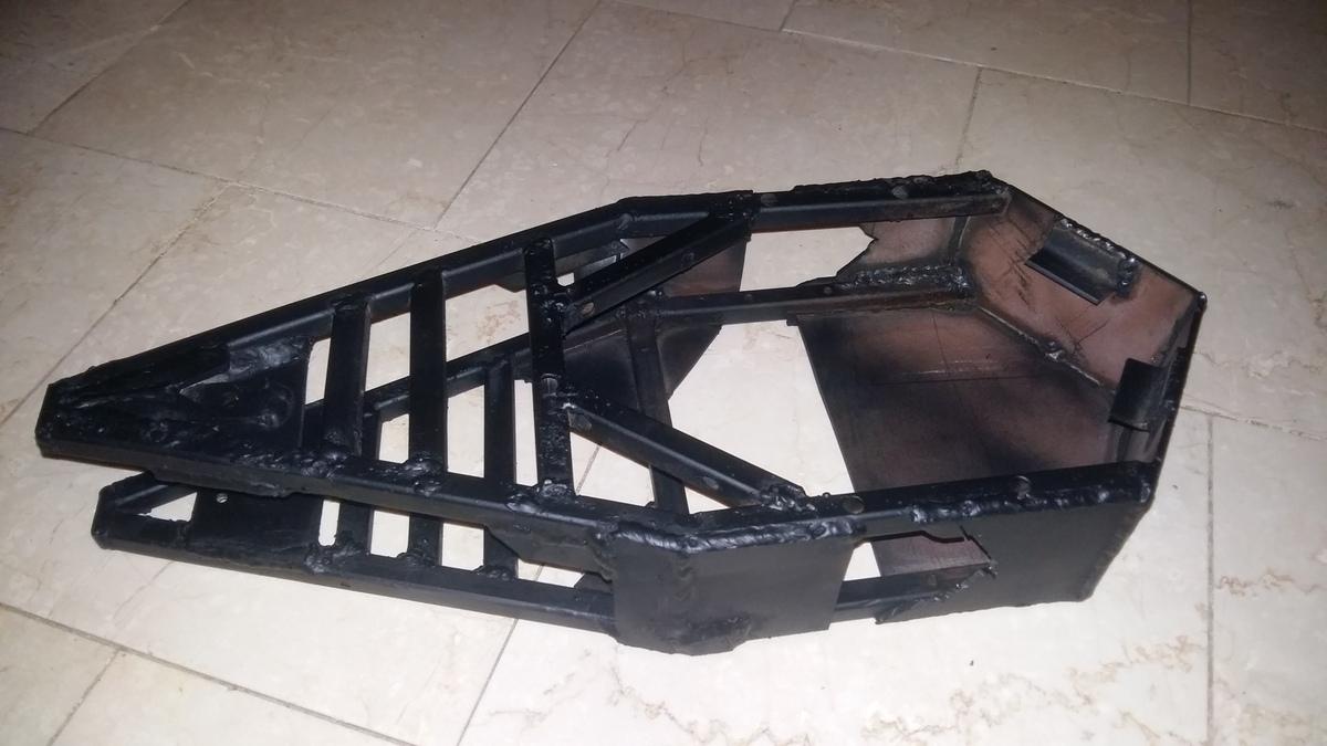 Hellraiser Rahmen