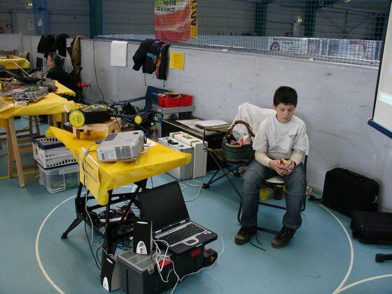 Team Rheinpower -  Fiesling 3.0 - Philipp . 2009