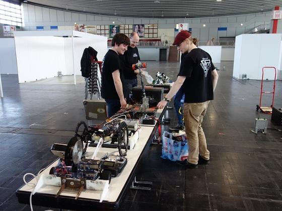 Einblicke Video Dreh Dortmund Messe 2018