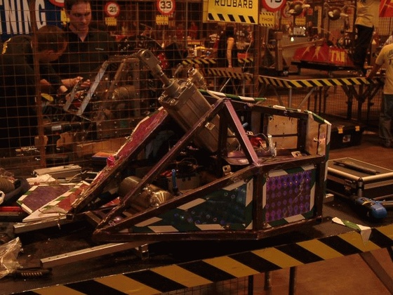 Robotwars Series 7 / Nottingham (2003)