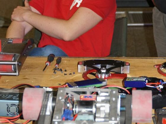 Metalskullrobotics - Inventor - Dennis . 2017
