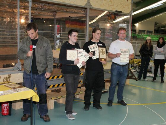 Mad Metal Machines 14 / Bochum (2012)