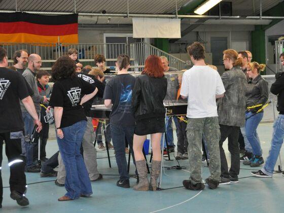 Mad Metal Machines 15 / Bochum (2013)