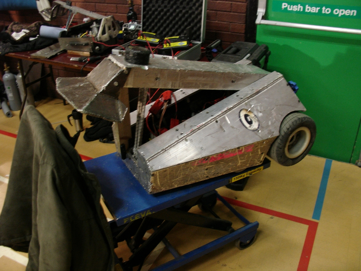Robot Wars / Portsmouth (2013)