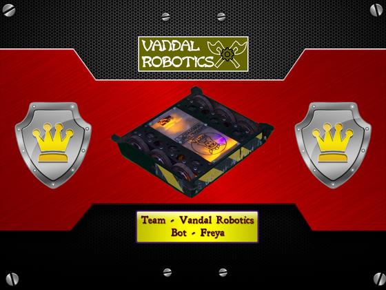 Team.Vandal.Robotics.Bot.Freya