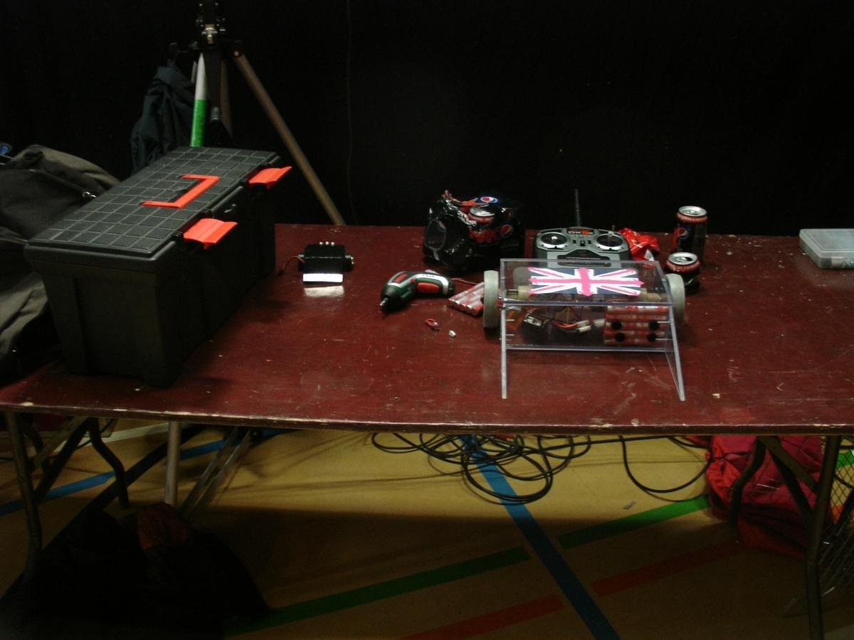 Robot Wars / Portsmouth (2013)