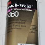 Industriekleber Scotch 460 - Die zweikamerige Patrone