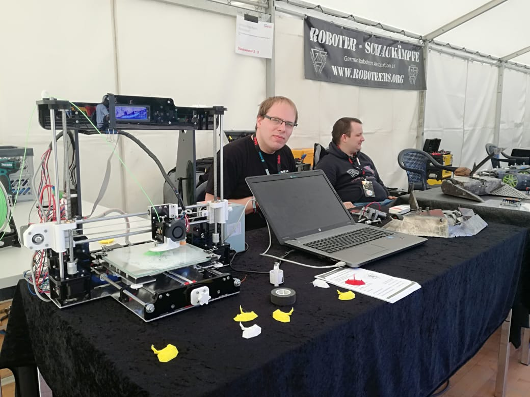 Maker Faire Berlin (2018)