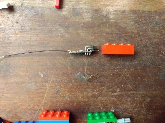 2019-12 Antweight Workshop Lego
