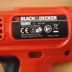Akkuschrauber Black&Decker EPC18