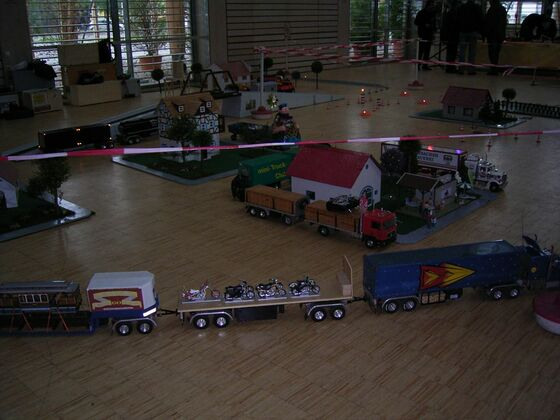 Modelbaumesse Herne (2013)