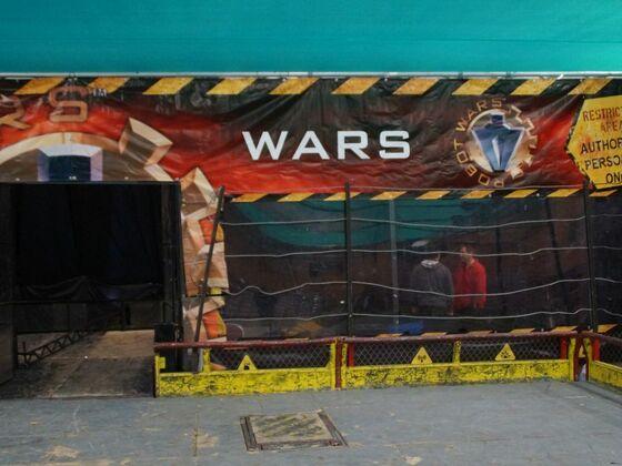 Robot Wars WM /Colchester (2015)