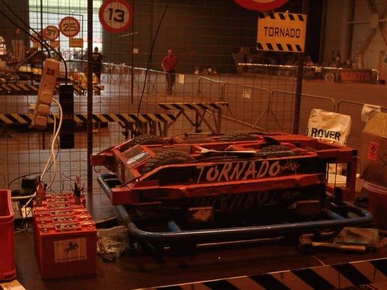 Robotwars Series 7 / Nottingham (2003)