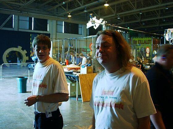 Deutsche Meisterschaft / Nottingham (2002)