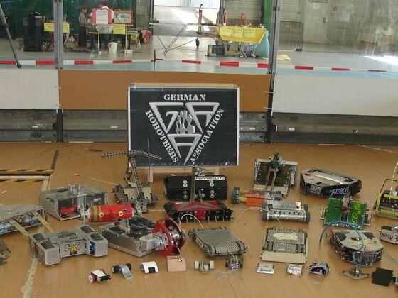 Mad Metal Machines 5 / Bochum (2007)