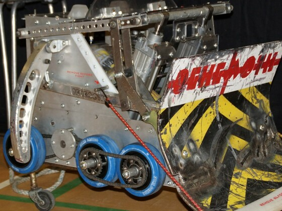 Robot Wars / Portsmouth (2016)