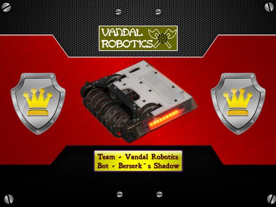 Team.Vandal.Robotics.Bot.Beserk´s.Shadow