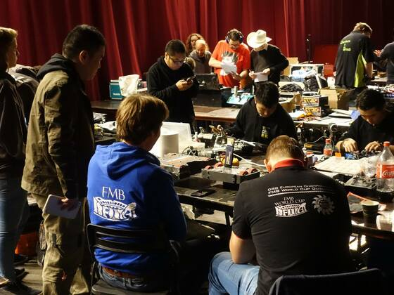 DRG European Championship - FMB World Cup Qualifier