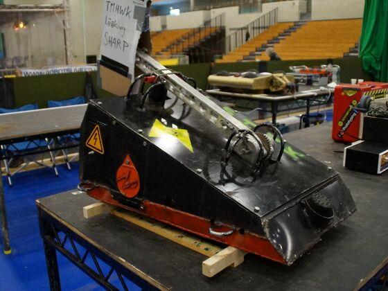 Robots Live European Championship / Norwich (2013)
