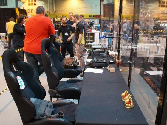 FRA Featherweight World Championships / Birmingham (2015)