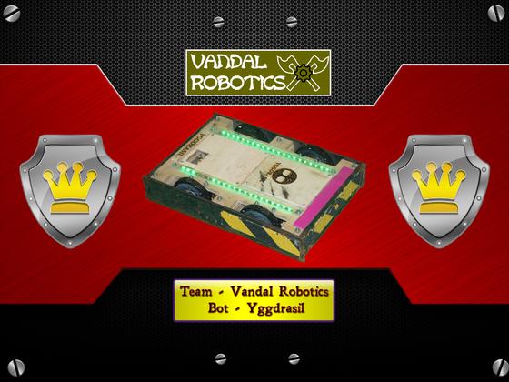 Team.Vandal.Robotics.Bot.Yggdrasil